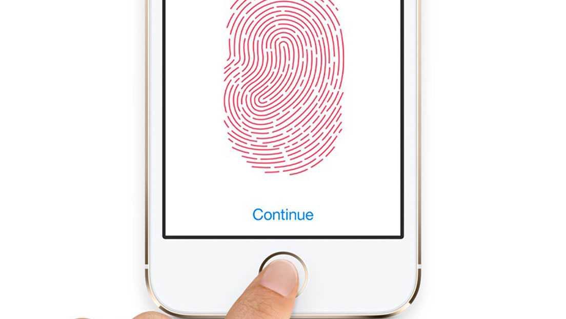 The Evolution of Fingerprint Scanners on Smartphones - Wing Ho